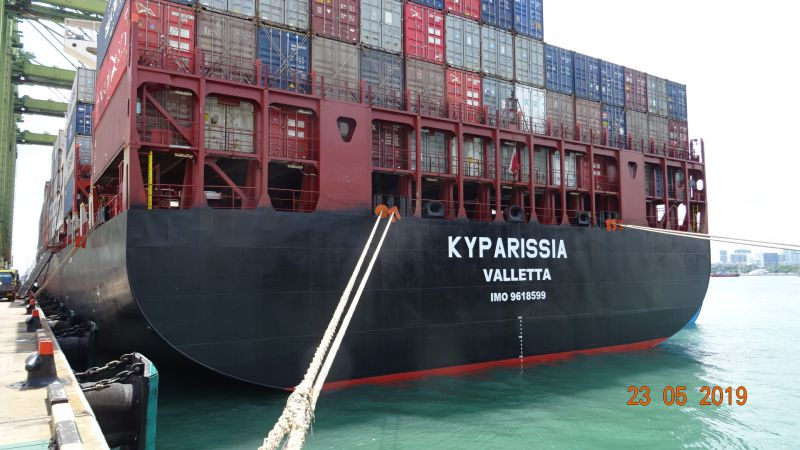 MV Kyparissia